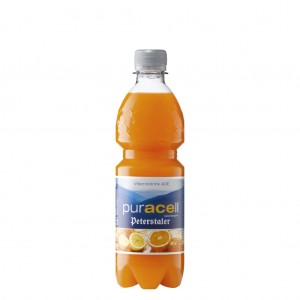 Peterstaler Puracell 0,5L PET, 40 Flaschen